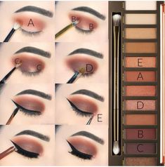 Gorgeous Makeup: Tips and Tricks With Eye Makeup and Eyeshadow – Makeup Design Ideas Contour Makeup, Skin Makeup, Eyeshadow Makeup, Eyeliner, Beauty Makeup, Sephora Makeup, Sephora Eyeshadow, Bronzer Makeup, Eyelashes Makeup