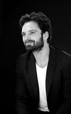Sebastian Stan: My Romanian Teddy Bear