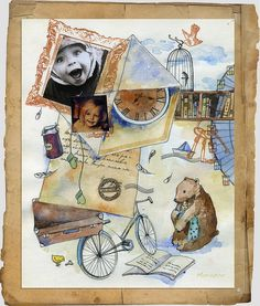 Letter from the past by morozzzco, via Flickr