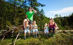 Kinder Wanderungen - Vom Baby bis zum Schulkind - Kinderwagen-Wanderungen - Berchtesgadener Land Blog