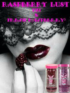 Pink zebra raspberry lust