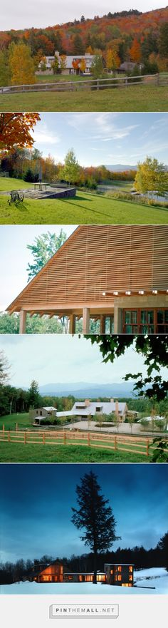 Mountain Residence - Peter Rose + Partners - created via http://pinthemall.net