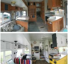 Camper Remodel On A Budget To Make Your Camper Great Again, There are plenty of strategies to do an RV remodel to your vehicle. This easy remodel is easy and potent. This upcoming great camper remodel is somewh. Camping Hacks, Rv Camping, Camping Foods, Rv Hacks, Glamping, Layout Design, Design Ideas, Astuces Camping-car, Rv Kitchen Remodel