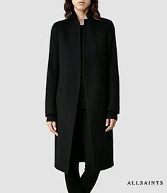 AllSaints Women's Eryn Coat
