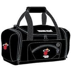 Miami Heat Duffel Bag - Roadblock Style