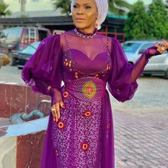 African Party Dresses 2019 : Trendy Styles You Should Rock for Weekend Parties Ankara Long Gown Styles, Lace Gown Styles, Ankara Styles For Women, African Fashion Ankara, Latest African Fashion Dresses, African Wear, African Attire, African Party Dresses, African Print Dresses