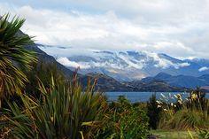 Lake Wanaka, Central Otago, New Zealand