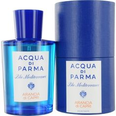 Launched by the design house of Acqua Di Parma in 2010, ACQUA DI PARMA BLUE MEDITERRANEO by Acqua Di Parma for Men posesses a blend of: vetiver, citron, red ginger, italian Bergamot, cedarwood It is recommended for casual wear.