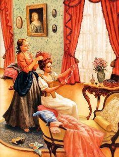 Ruth Sanderson - O Popelce - Cinderella.