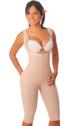 070b550eb2db0 Fajas Salome 0518 Liposuction Compression Garments Butt Lifter Full Body  Shaper Beige L -- Check out this great product.