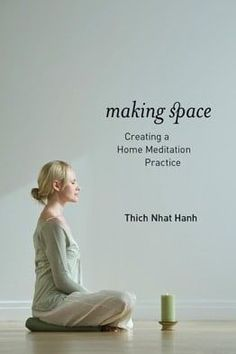 Find peace and calm amid the busyness of your life with this new book by Zen Master Thich Nhat Hanh. Designed to be both inspiration and guidebook for those new to mindfulness practice, Making Space o