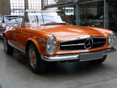 Mercedes-Benz 280 SL W113 (1970)