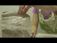 Reclaiming Clay on Vimeo; explains the process clearly for students.