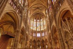 Saint Denis Cathedral