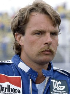 1982 Formula 1 world champion Keke Rosberg from Finland