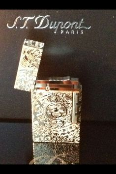 2012 Limited Edition Apocalypse Premium S.T. Dupont Lighter