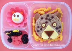 cheetah-lunch bento box