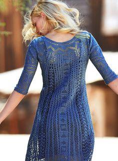 """Платье """"Мирабель"""" в деталях и с подбором схем."""