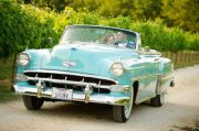 robins egg blue -- one of my favorite colors... especially on a classic car!
