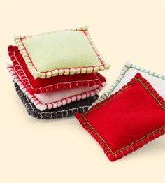 Sachet or Beanbag   Sewing   Country Woman Crafts — Country Woman Magazine