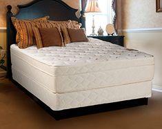 Natures Dream Plush Eurotop Pillow Top Queen Size Mattress And Box Spring Set Bedroom Furniture 1 Pinterest Pillows