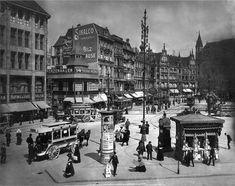 Spittelmarkt, Berlin, 1909 - Waldemar Titzenthaler – Wikipedia