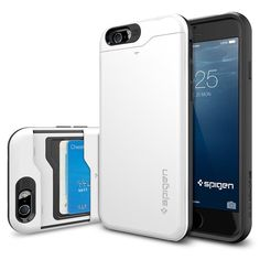 Luxury Slim Armor SGP SPIGEN Case For iPhone 6 via Luxury Defense. Click on the image to see more!