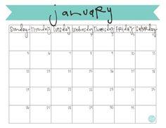 calendar template 2015 monthly