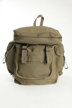 European Style Rucksack by Rothco