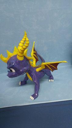 Spyro, el dragon.