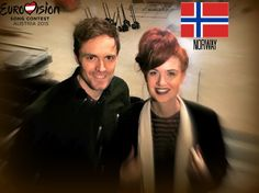 The Eurovision Song Reviews: #Norway: #Eurovision 2015 | Mørland & Debrah Scarlett