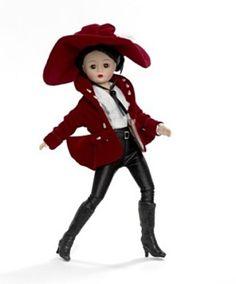 """New Madame Alexander Theodora LE Oz The Great and Powerful 10"""" Articulated Doll #MadameAlexander"""