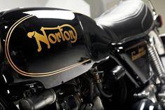 Norton Commando - Albion Motorcycles - Motocycle Pictures and Wallpapers Norton Motorcycle, Motorcycle Images, Cafe Racer Motorcycle, Motorcycle Gear, British Motorcycles, Cool Motorcycles, Vintage Motorcycles, Tank Wallpaper, British Steel