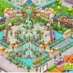 #FoodStreetGame Food Street Game, Restaurant Design, Games, Pictures, Beautiful, Ideas, Gaming, Toys, Plays