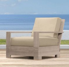 Belvedere Luxe Lounge Chair