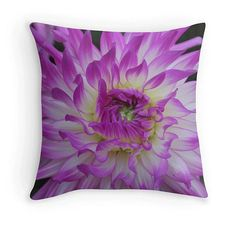Lavendar Beauty - Throw Pillow Cover