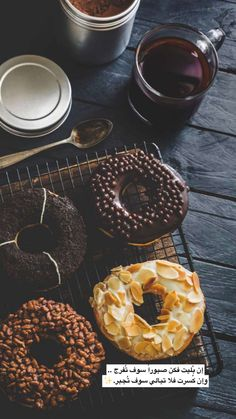 The post Tea Wallpapers Best Sweet Donuts Icing Tea Wallpaper appeared first on ThePhotocrafters. Delicious Donuts, Yummy Food, Donut Icing, Doughnut, Tea Wallpaper, Wallpaper Backgrounds, Food Flatlay, Food Porn, Cute Donuts