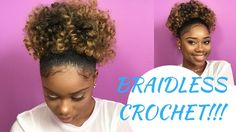61 Ideas For Crochet Braids Hairstyles Marley Curls Watches, # Braids afro watches 61 Ideas For Crochet Braids Hairstyles Marley Curls Watches, # crochet Braids ideas Braids marley hair easy watches Puff Ponytail, Braided Ponytail Hairstyles, Crochet Braids Hairstyles, Protective Hairstyles, Protective Styles, Black Hairstyles, Weave Ponytail, Simple Hairstyles, Curly Hairstyles
