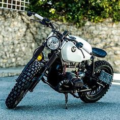 BMW R65 #caferacer #honda #retro #scrambler #motorcycle #triumph #bmw #roadstermagazin #croig #caferacersofinstagram #motorcycle @caferacerdreams