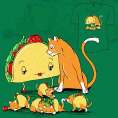 Google Image Result for http://www.deviantart.com/download/151393813/Woot_Shirt___Taco_Cat_by_fablefire.jpg