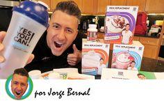 Jorge Bernal se une a la familia Yes You Can!.. Check it out!!!