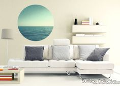 Still Water wall decal... Great for a teenagers room or office. My 5 year old would love this too.