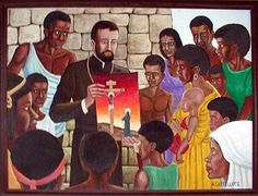 Christ's Faithful Witness: Happy Birthday in Heaven, St. Peter Claver, Slave of the Slaves!