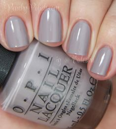 OPI: Spring/Summer 2014 Brazil Collection Swatches and Review Taupe-less Beach