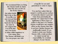 Gnome facts site 6