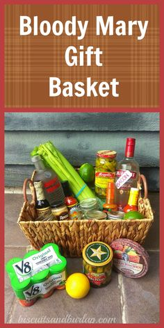 Click over for the Bacon Vodka recipe. It's the crowning touch to the Bloody Mary Gift Basket.