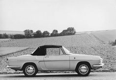 1965 Renault Caravelle 1100 Cabriolet Maintenance/restoration of old/vintage vehicles: the material for new cogs/casters/gears/pads could be cast polyamide which I (Cast polyamide) can produce. My contact: tatjana.alic@windowslive.com