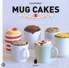 Thee | Boeken - Trek in iets lekkers? Maak in een handomdraai een heerlijk eenpersoonscakeje direct gebakken in een beker in de magnetron. In 'Mug Cakes' vind je heerlijke recepten voor het maken van deze eenpersoonslekkernijen.