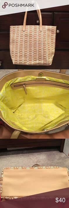 NWOT Stella & Dot Fillmore Tote - Geo Cork New without tag. Stella & Dot Bags Totes
