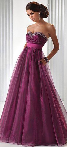 Fabulosos vestidos de moda   Colección de colores